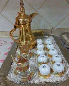شاي وقهوة بالكويت