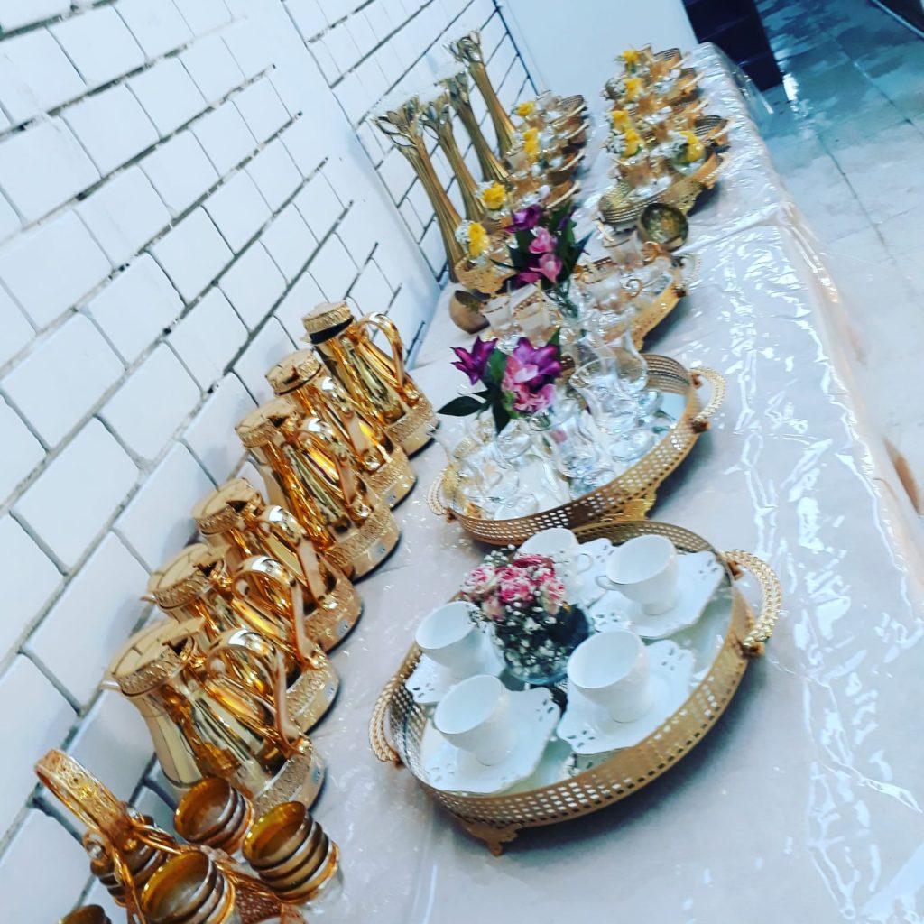 خدمة ضيافة شاي وقهوه وعصير بالكويت